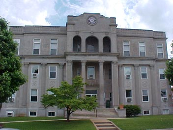 St Francois County Courthouse